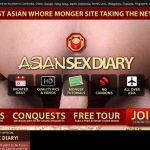 Asian Sex Diary Con