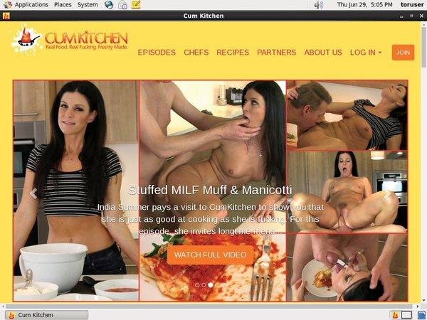 Cumkitchen.com Discount Logins