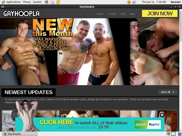 Gayhoopla Register Free