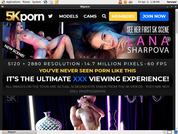 Get Into 5K Porn Free