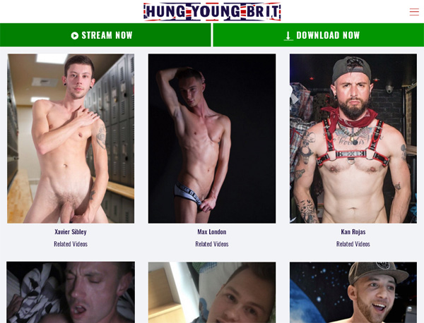 Hung Young Brit Username Password