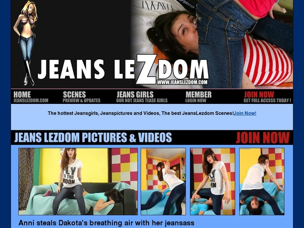 Jeanslezdom Password And Account