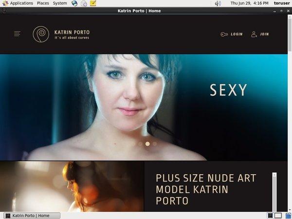 Katrin Porto 3 Day Trial