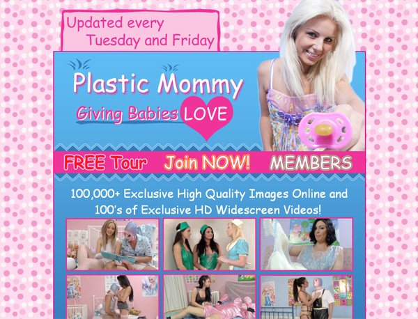 Plastic Mommy Pass