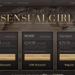 Sensual Girl Men