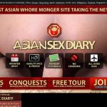 Asian Sex Diary Account 2014
