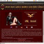 Princess Fatale Page