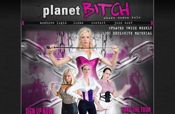 Planet Bitch Special Price