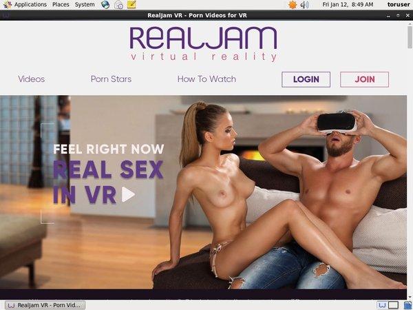 Premium Real Jam VR Accounts