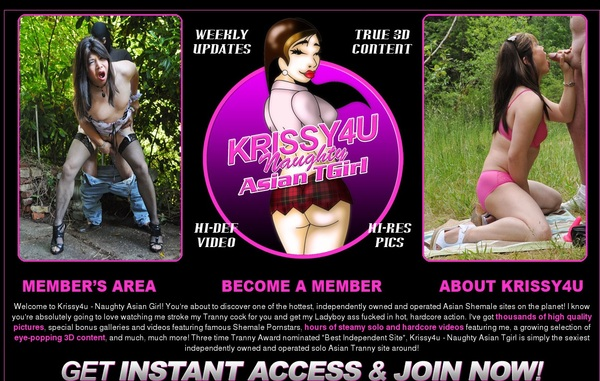 Discount Krissy4u Subscription