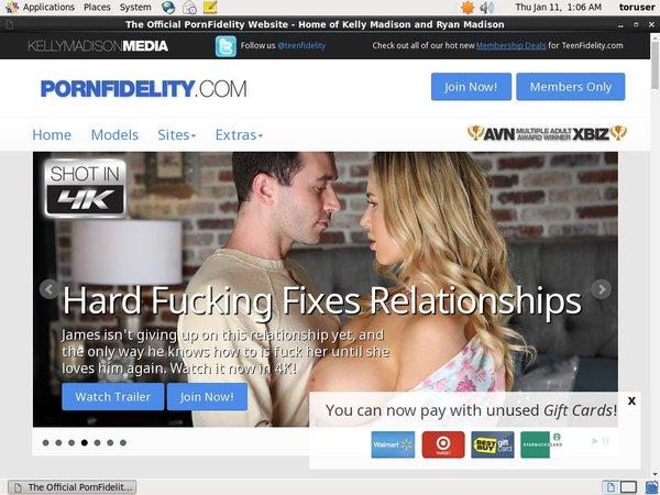 Get Pornfidelity.com For Free