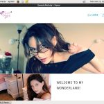 Melody Wylde Member Sign Up
