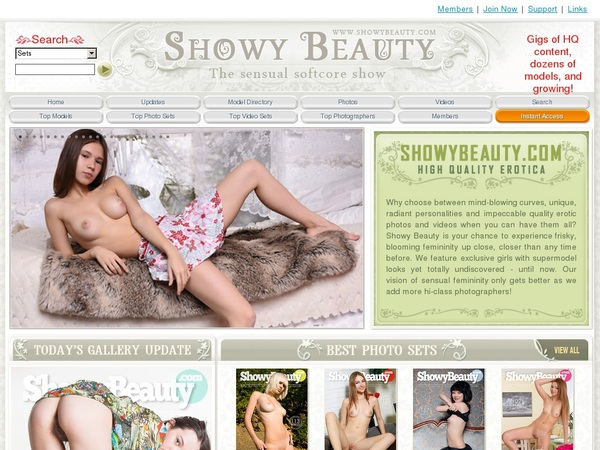 Showy Beauty Membership Discounts