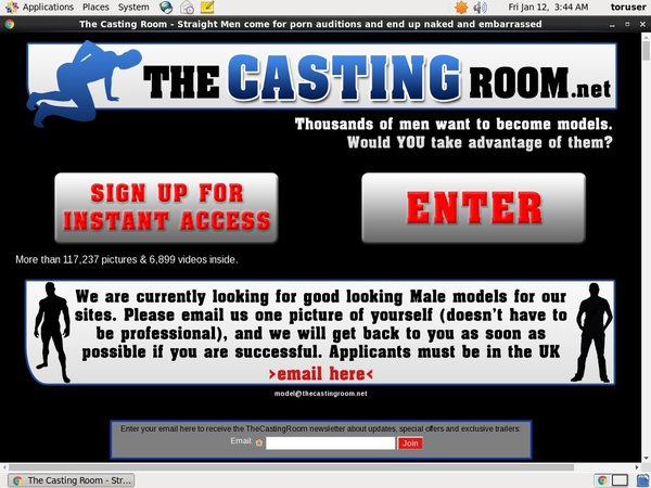 Discount Thecastingroom Subscription