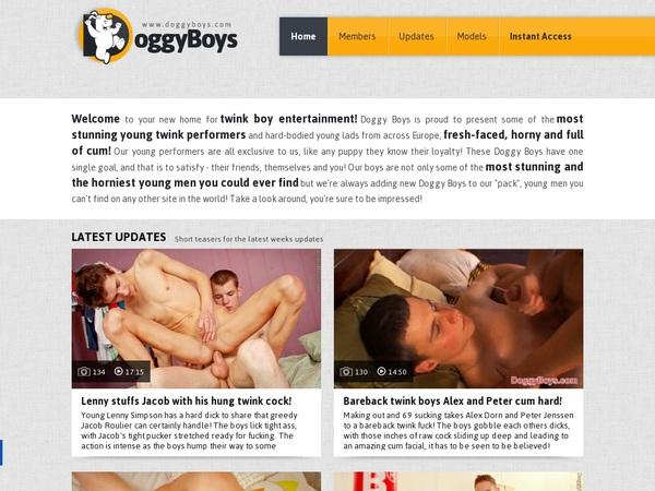 Free Doggyboys.com Video